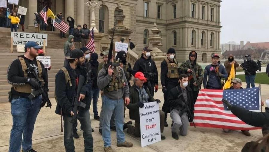 Devos-Funded Group Organizes Protest Against Michigan Governor's ...