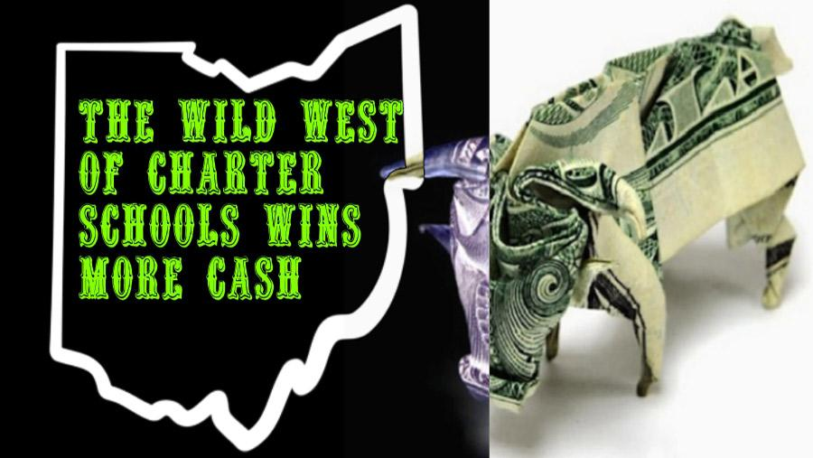 "Image result for ""Wild, Wild West"" of charter schools"