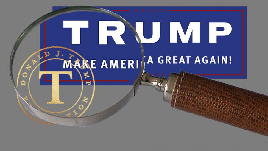 Trump Foundation and Campaign under magnifying glass