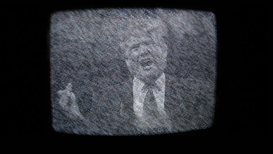 Trump TV - static