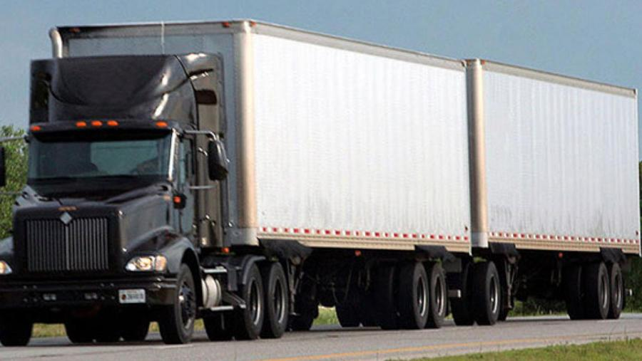 Twin trailers