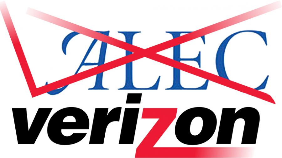 Verizon Dumps ALEC