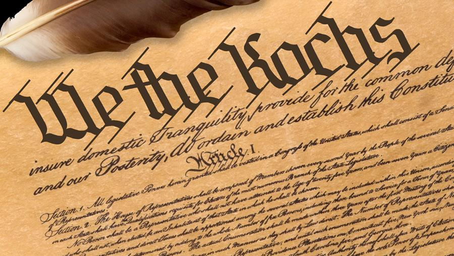 A written change to the constitution is called